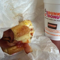 Photo taken at Dunkin Donuts by AZ on 12/27/2014