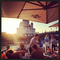 Photo taken at Bar Strelka by Erick S. on 6/3/2013
