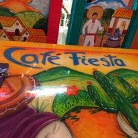 Photo taken at Cafe Fiesta by Malina L. on 8/9/2015