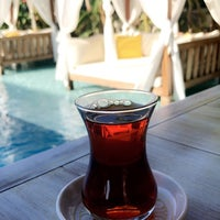 Das Foto wurde bei Köşe Konak Alaçatı von Shooga am 7/2/2018 aufgenommen
