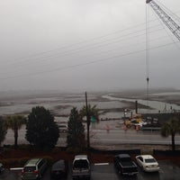 Photo taken at Turn of River Condos by Allison G. on 3/30/2014
