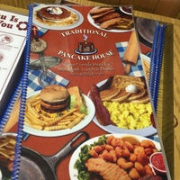 Photo taken at Traditional Pancake House by Josh A. on 4/9/2016