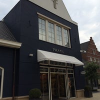 Photo taken at Prada Outlet by Piet V. on 5/26/2014