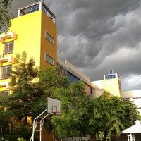 Photo taken at โรงเรียนปาณยาพัฒนาการ by Miniman M. on 8/17/2014