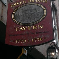 Photo taken at Green Dragon Tavern by Jason B. on 4/13/2013
