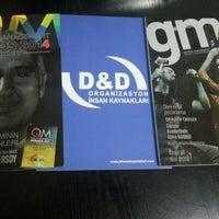 Photo taken at D&D Organızasyon insan kaynaklari by Mehmet Nuri D. on 4/10/2015