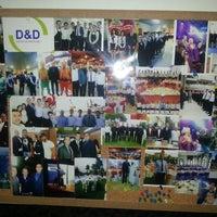 Photo taken at D&D Organızasyon insan kaynaklari by Mehmet Nuri D. on 4/27/2015
