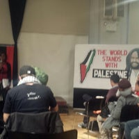 Photo taken at Malcolm X & Dr. Betty Shabaz Memorial, Educational And Cultural Center by Claude C. on 10/11/2014