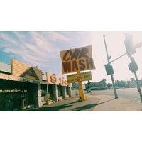 Photo taken at Silverlake Car Wash by Evan P. on 1/8/2014