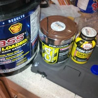 Photo taken at Popeye's Supplements by Chris on 3/13/2014