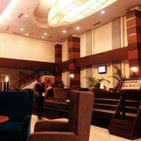 Photo taken at Hotel Menara Bahtera by Somantri S. on 12/7/2013
