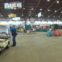 Photo taken at Tulsa Home & Garden Show by Randy L. on 3/6/2014
