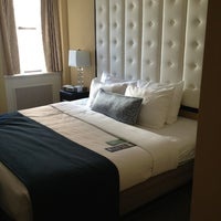 Photo taken at Warwick Allerton Hotel Chicago by Samantha D. on 4/7/2013