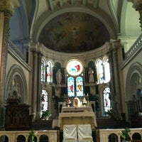... Photo taken at Annunciation Catholic Church by HcsPuff G. on 5/5/2012  ...