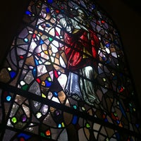 Photo taken at Church of the Good Shepherd by Chad M. on 3/31/2013