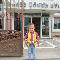 Photo taken at Güneş Çocukevi by aloyu n. on 4/25/2014