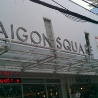 Photo taken at Saigon Square by Sabrina L. on 9/17/2012