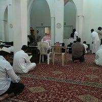 Photo taken at جامع علي بن ابي طالب رضي الله عنه by Mohammad A. on 5/23/2014