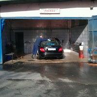 Photo taken at Prenka Car Wash by Zdenko M. on 3/20/2013