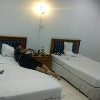 Photo taken at Riez Palace Hotel, Tegal by Tanto H. on 10/30/2013