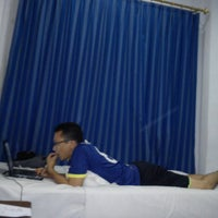 Photo taken at Riez Palace Hotel, Tegal by Tanto H. on 11/14/2013