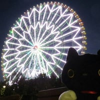Photo taken at Diamond and Flower Ferris Wheel by るう 七. on 3/12/2013