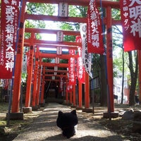 Foto scattata a 雑司ヶ谷 鬼子母神 (鬼子母神堂) da るう 七. il 4/22/2013
