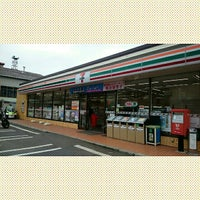 Photo taken at 7-Eleven by るう 七. on 2/21/2015