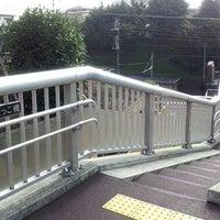Photo taken at おおわだっこ橋 by るう 七. on 11/1/2012