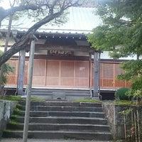 Photo taken at 海福山 宗徳院 by るう 七. on 10/18/2014