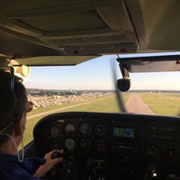 Photo taken at Wittman Regional Airport (OSH) by Bill K. on 7/29/2017
