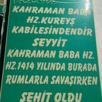 Photo taken at karaman baba by Nagihan Ö. on 7/14/2014