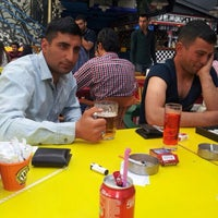 Photo taken at Benzin Cafe by Emir G. on 4/24/2014