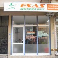 3/1/2014 tarihinde Uzman Diyetisyen Semiye Tosunkaya - ESAS Beslenme & Diyet Danışmanlığıziyaretçi tarafından Uzman Diyetisyen Semiye Tosunkaya - ESAS Beslenme & Diyet Danışmanlığı'de çekilen fotoğraf