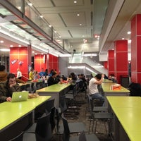 Photo taken at Curry Student Center by Yifei T. on 12/7/2012