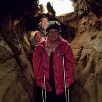 Photo taken at Ohio Caverns by Dannon R. on 12/29/2013