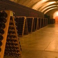 Photo taken at Gloria Ferrer Caves & Vineyards by Gloria Ferrer Caves & Vineyards on 3/20/2014