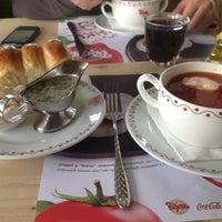 Снимок сделан в Борщ Стоянка пользователем Nataliya L. 11/11/2012