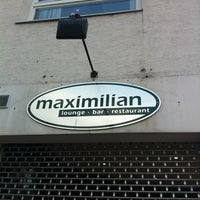 Photo taken at Maximilian lounge-bar-restaurant by Lula L. on 3/24/2012
