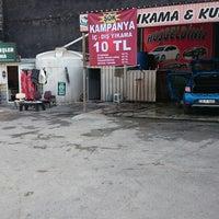 Photo taken at Barış Kardeşler Oto Yıkama by Ibrahim Ö. on 8/31/2014