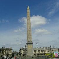 Das Foto wurde bei Place de la Concorde von sHyLo T. am 6/3/2013 aufgenommen