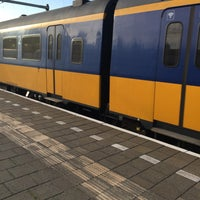 Photo taken at Spoor 4 by Anneke V. on 5/13/2015
