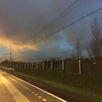 Photo taken at Spoor 4 by Anneke V. on 11/26/2015