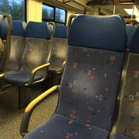 Photo taken at Spoor 4 by Anneke V. on 10/20/2015