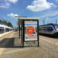 Photo taken at Spoor 4 by Anneke V. on 8/29/2015