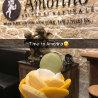 4/6/2018 tarihinde Hamad🇶🇦🇺🇸ziyaretçi tarafından Amorino'de çekilen fotoğraf
