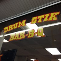Photo taken at Drumstik Bar-B-Q by Jack C. on 1/21/2013
