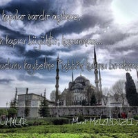 Photo taken at Pınar Camii by Murat M. on 4/29/2016