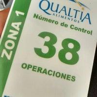 Photo taken at Qualtia Alimentos by Ale V. on 2/11/2016
