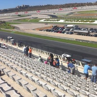 Photo taken at Circuit de la Comunitat Valenciana Ricardo Tormo by Comercial C. on 9/16/2012